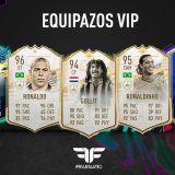 FIFA 21. Los equipazos de nuestros usuarios VIP