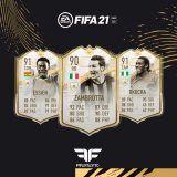 FIFA 21. Los Iconos más utilizados de Ultimate Team