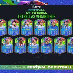 FIFA 21. Llegan las Estrellas del Verano a Ultimate Team