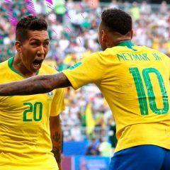 Híbrido con Neymar y Firmino para FIFA 21 Ultimate Team