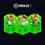 Los futbolistas con más Stats in Game de FIFA 21