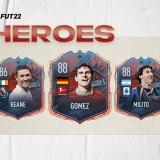 Así serán los Héroes de FIFA 22