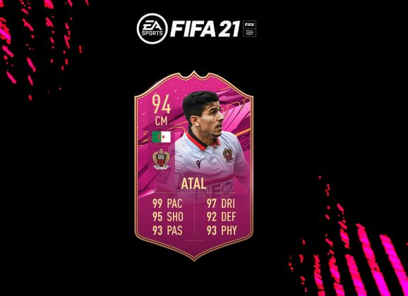 FIFA 21. Equipo para conseguir a Atal FUTTIE