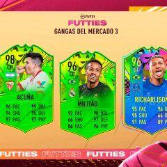 FIFA 21. Las gangas del mercado #3
