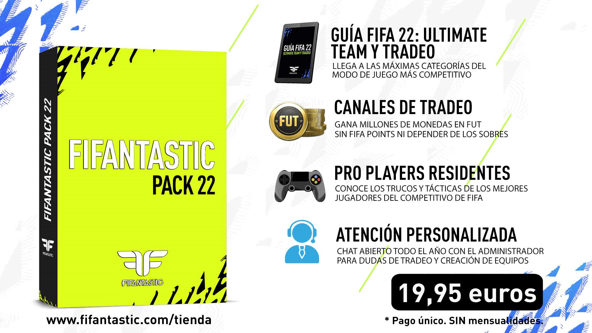 Canal de Tradeo de FIFAntastic, ganar millones de monedas en FIFA 22 Ultimate Team