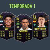 FIFA 22. Recompensas de la Temporada 1