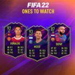 FIFA 22. Predicción de los Ones to Watch