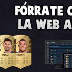 FIFA 22. Cómo tradear en los primeros días de la Web App