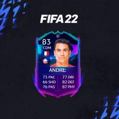 FIFA 22. Equipo para conseguir a André RTTK