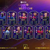 FIFA 22. Segundo equipo de los Ones to Watch
