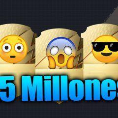 FIFA 22. Mi equipazo de 1,5 millones de monedas