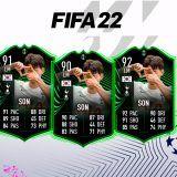 Así evolucionarían las cartas RTTK de FIFA 22